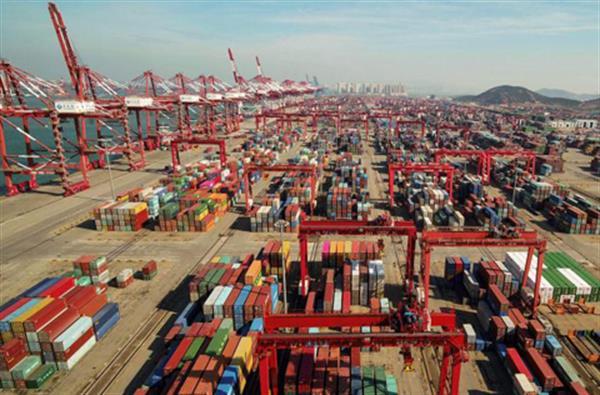 گەشەی ئابووری چین بۆ کەمترین ڕێژە لە ماوەی ٢٧ ساڵی ڕابردوودا دابەزیوە