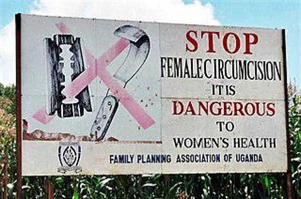 تیغێک و برینێکی هەتاهەتایی   سەبارەت بە خەتەنە کردنی ژنان و کچان